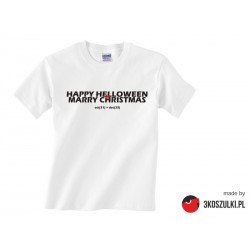 Happy Halloween and Marry Christmas