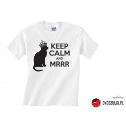 Keep calm and MRRR
